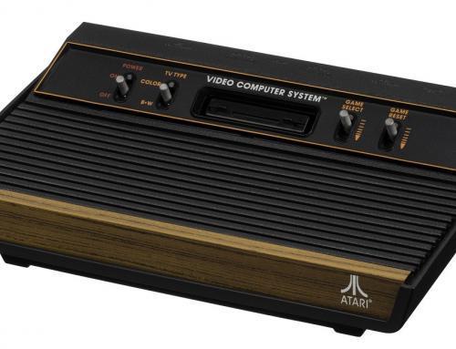 Atari CX-2600A – Restoration