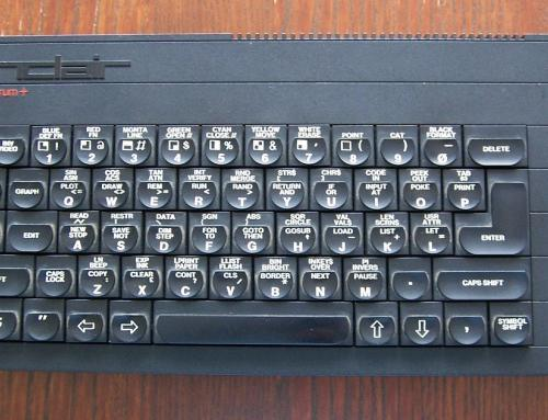 ZX Spectrum+ Recap