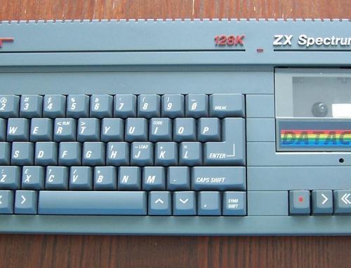 ZX Spectrum +2 – Recap
