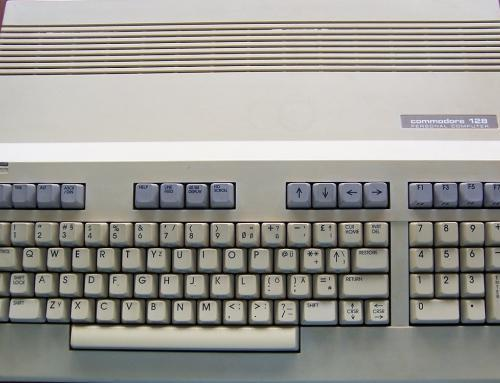 Commodore 128 – Recap