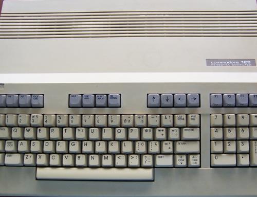Commodore 128 – Recap