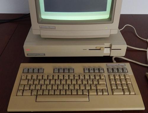 Commodore 128DCR-Recap