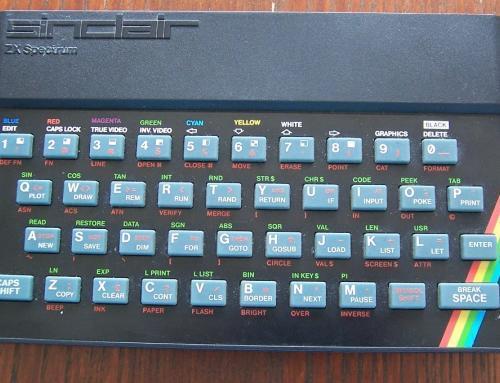ZX Spectrum 48K Restoration