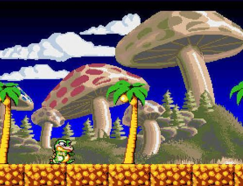 Coco Banana, καινούργιο Amiga platform game από την Amiten Software