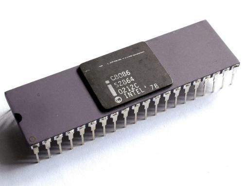 Ο επεξεργαστής Intel 8086 γίνετε σήμερα 40άρης!